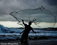 Pescadores Taganga.