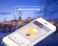 HOTEL SELF CONTROL SYSTEM
