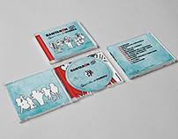 Santarén Folk - CD Artwork