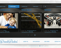 DreamPushers Website