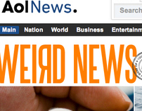 AOL Weird News