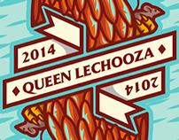 Queen Lechooza 2014