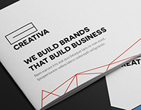 Creative Agency A5 Brochure