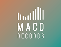 BRANDING: Maco (Logo + Web Design)