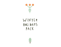 Winter Holidays Collection