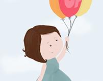 Carly (mascote do blog Faltou Açúcar)