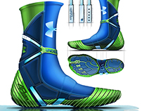 UA 49ER // Competitive Sailing Boot
