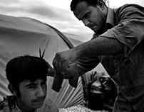 Suruc Refugee Camp