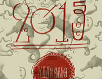 2015 Illustration Calendar