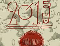 2015 Illustration Calendar
