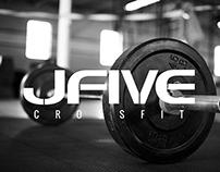 JFIVE CrossFit Logo