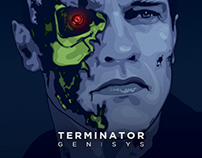 Terminator Genisys - Alternative Movie Poster