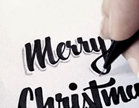 Merry Christmas, Behance