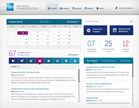 Amex Communication Portal