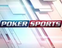 PokerSports Rebrand