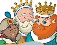 The Three Kings | Los Tres Reyes Magos