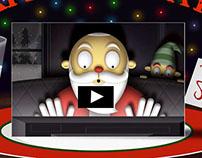 2014 Holiday Animation & Card Graphics