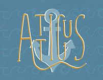 Atticus - Tilapia Rebrand