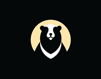Moon Bear Design Studio Brand Identity and Web Site