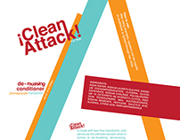 Clean Attack Packaging