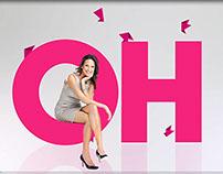 Branding de TV / Canal Ohlala!