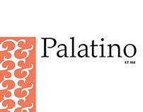 Palatino Type Specimen Book