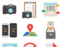 zInspector Feature Icons
