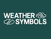 Weather Symbol Set
