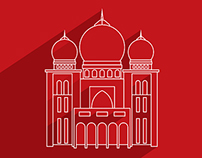 PALACE OF JUSTICE ICON DESIGN | MALAYSIA