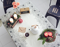 Anemone Table Cover (Nesshome)