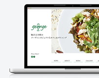 georgegeorge.co.jp WebDesign