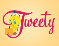 Tweety Logo