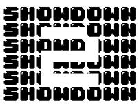SHOWDOWN 2 ( 29-01-2015)
