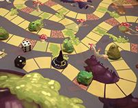 Toadhop - Boardgame