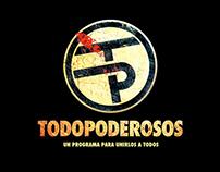 TODOPODEROSOS Logo