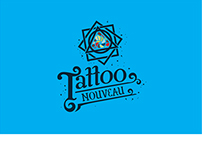 [Logo Design] Tattoo Nouveau
