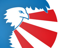 Logo Americans for a conservative president