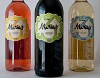 3 Marias wine