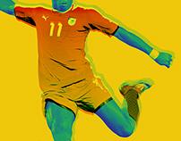 Pop Football: Thierry Henry, Didier Drogba, Zlatan Ibra