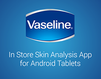 Vaseline Skin Analysis App