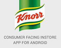 Knorr Consumer Facing App