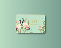Taj Hotels - Gift Cards