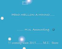 M.U. Design Webside
