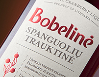 Bobelinė Original Cranberry Liquor