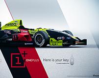 Formula Renault 2.0 Livery & Advertisment