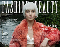 Fashion&Beauty Italy, Dec/ Feb 2015 Cover