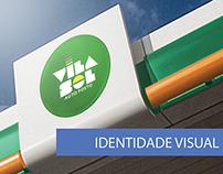 Marca e Identidade Visual - Posto Vila Sol