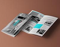 Chelsie Lee | Branding, Brochure
