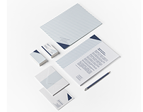 Businessman branding