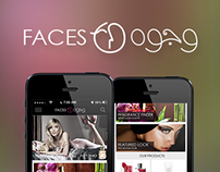 Faces Loyalty Application